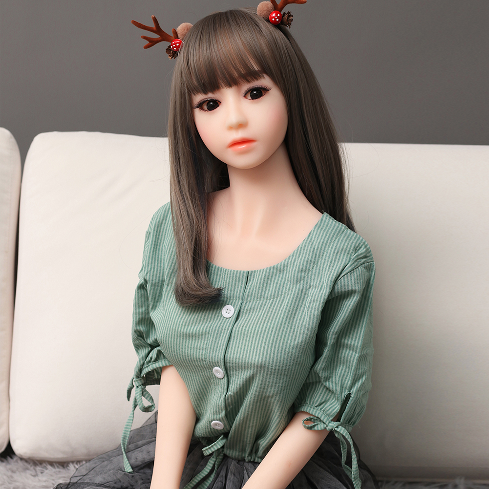 free delivery 125CM Silicone Sex Love Doll ass Soft full Realistic body