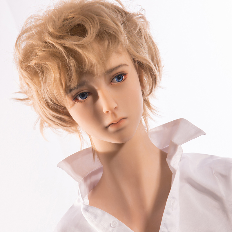 Free shipping 160cm Hot Wholesale sex toy 180 cm lifelike silicone male sex doll for women