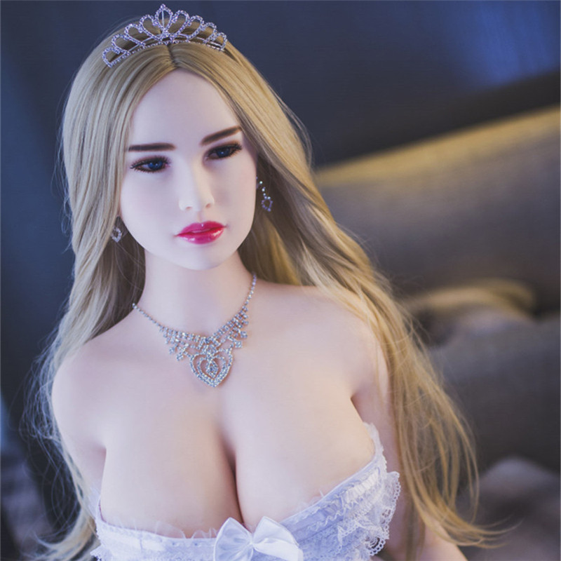 Free ship 165cm Fat full body Big Breast Japan lady face Sex Full Size Real Skeleton